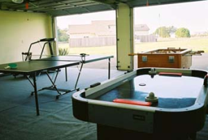 4 Exceptional Ways To Remake Your Garage As A Family Fun Space