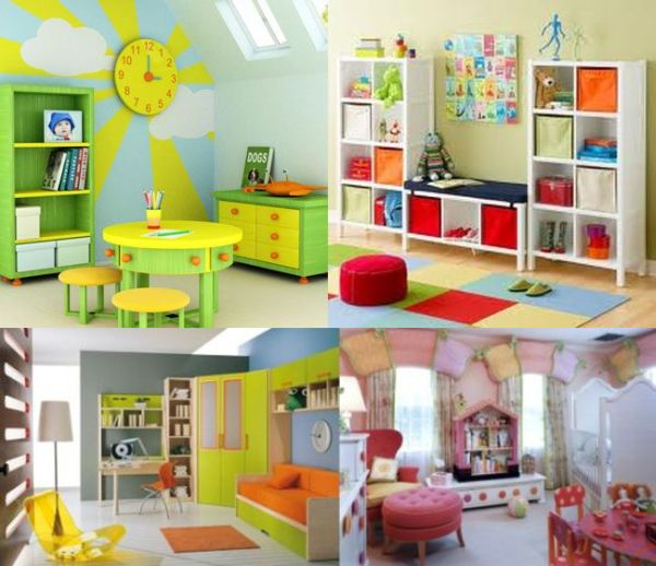 Awesome Kids Room Decorating Ideas Part - 12: Kids Room Décor-1 · Images For Kids Decor Ideas