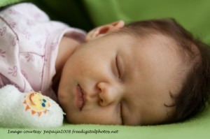sleepingbabe