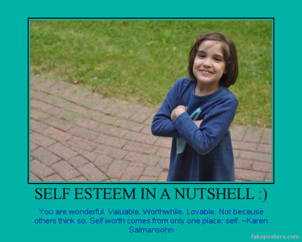 the importance of believing in ones self Self-efficacy plays a critical role in how we think, feel, and behave what is it and why is it so important what impact does it have on our lives.